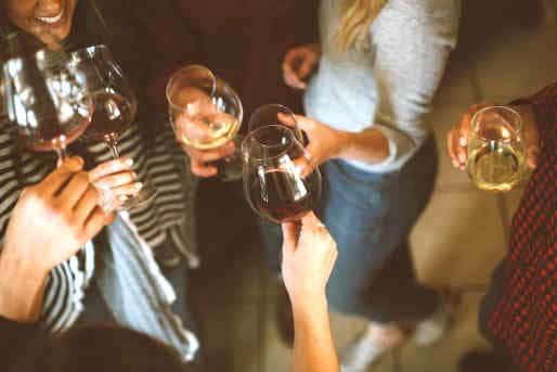 JGA Köln Wein Tasting