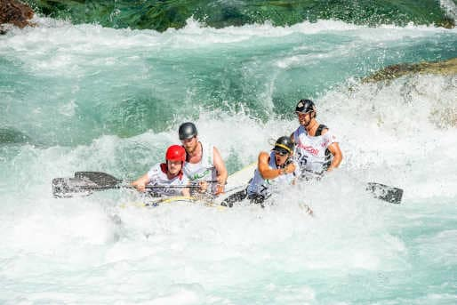 JGA München Rafting