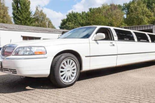 Stretchlimousine Limousine Fahrt