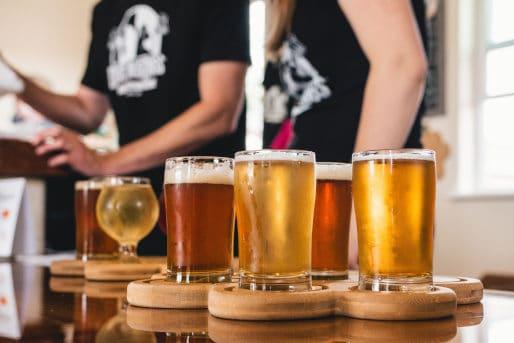 Brauereitour JGA Aktivität