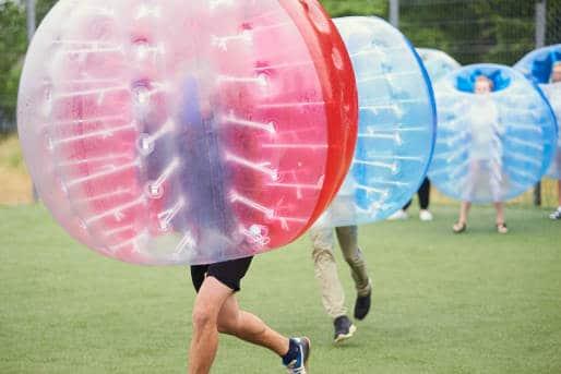 Bubble Ball Stuttgart JGA