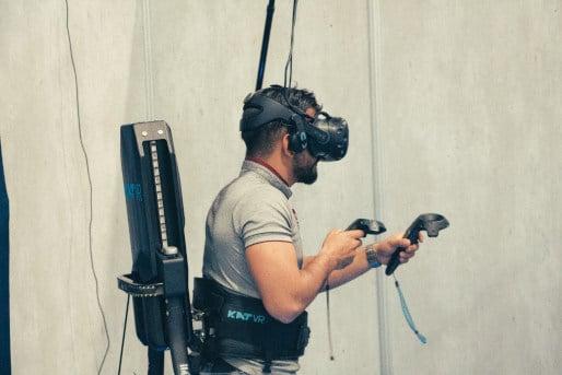 JGA Bremen VR Games Spiel
