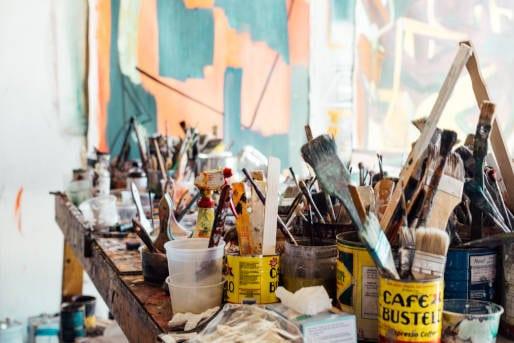 Malkiurs Workshop kreativ Junggesellinnenabschied