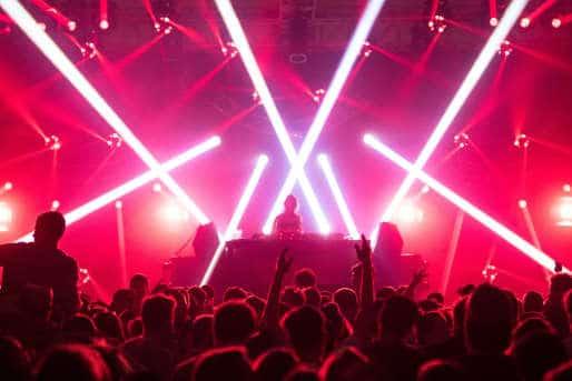 Nachtclub Amsterdam