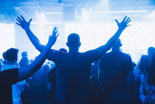 Nachtclub Stuttgart JGA