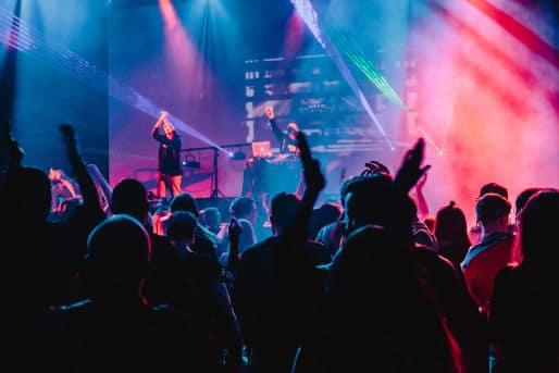 Nachtleben Nachtclub Disco Club JGA