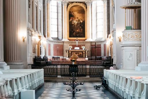 Nilokai Kirche Sehenswürdigkeit