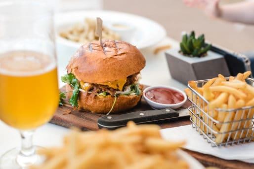 Restaurant Burger Essen