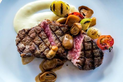 Restaurant Essen Steak JGA Hannover