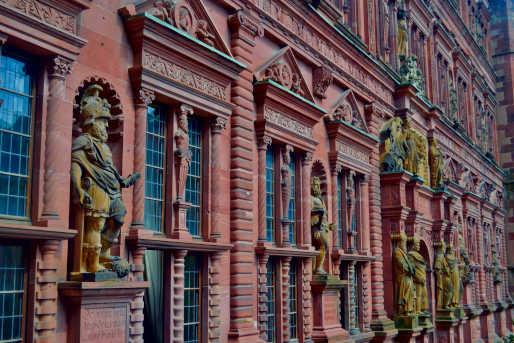 Schloss Heidelberg Sehenswert