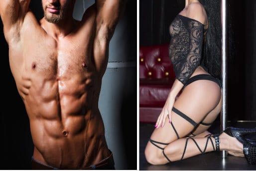 Strip Show Stripperin Stripper JGA