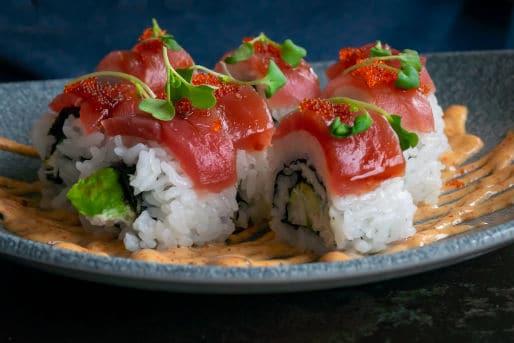 Sushi Restaurant Bar Essen