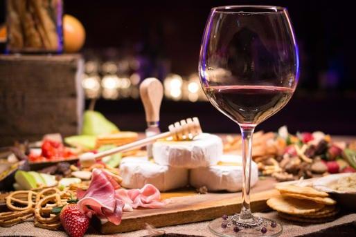 Wein Tasting JGA Ideen